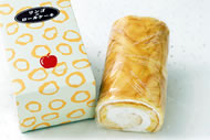 Apple swiss roll